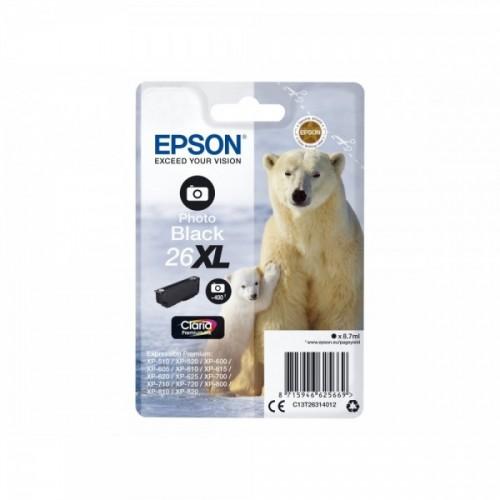 """EPSON-Cartouches COMPATIBLE-T0712-CARTOUCHE """"GUÉPARD"""" - ENCRE Cyan"""