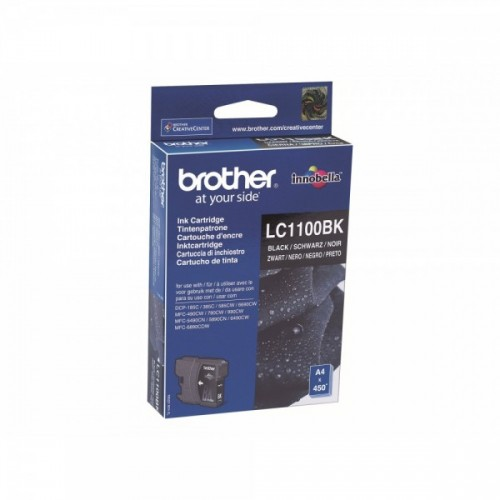 BROTHER LC1100BK BLACK...