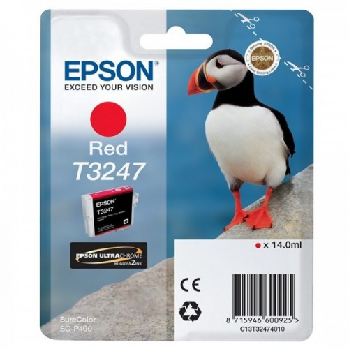 Cartouche EPSON T3247 RED...