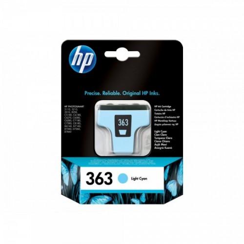 HP 363 CYAN CLAIR Cartouche...