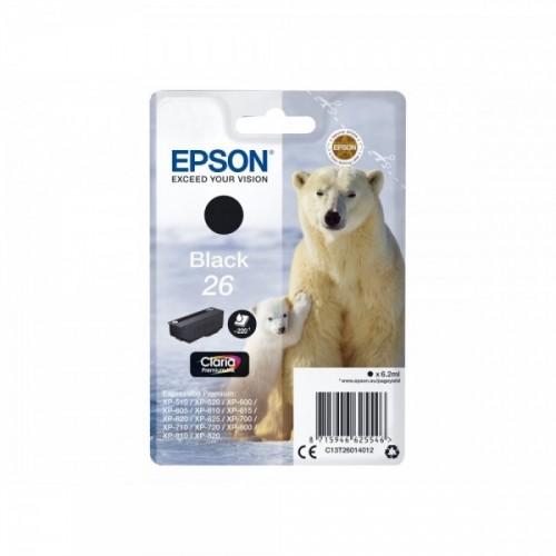 EPSON T26 - T2601 BLACK...