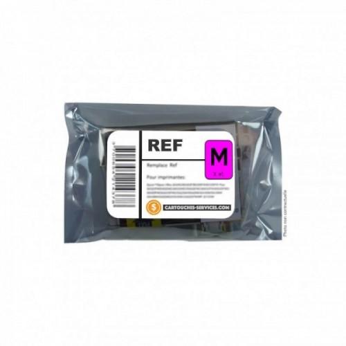 Cartouche recyclée Epson C13S050689 - Noir - Jet d'encre