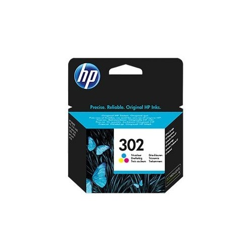 HP 302 COLOR Cartouche Jet...