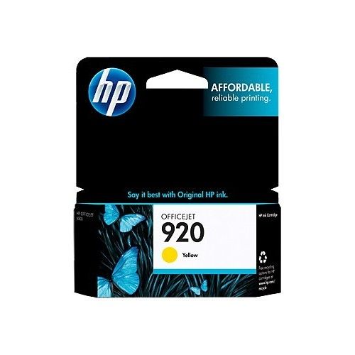 HP 920 YELLOW Cartouche Jet...