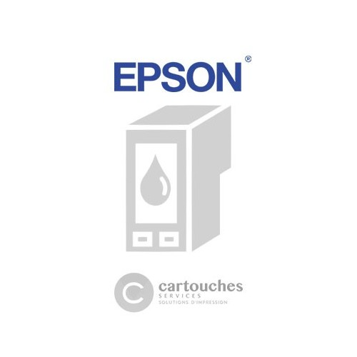 Cartouche pas chère compatible Epson T1304 - CERF - Jaune - Jet d'encre