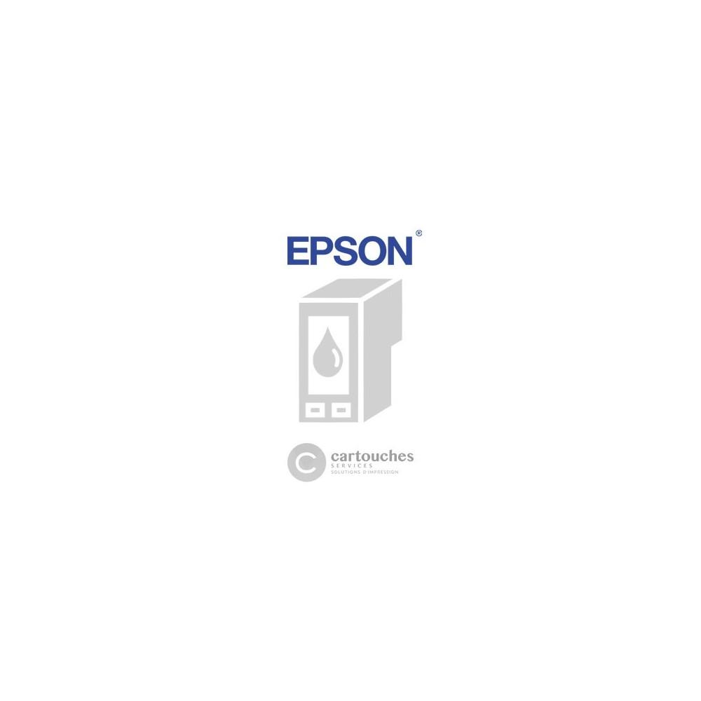 Cartouche pas chère compatible Epson T0612 - NOUNOURS - Cyan - Jet d'encre