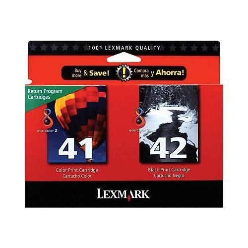 LEXMARK MULTIPACK 41+42...