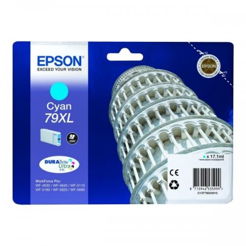 EPSON T79XL - T7902 XL CYAN...