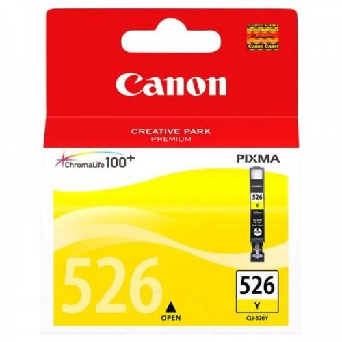 Canon CLI-526Y - Cartouche...