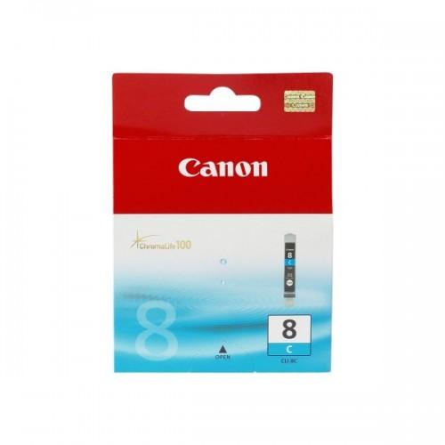 CANON N°8 - CLI 8C CYAN...