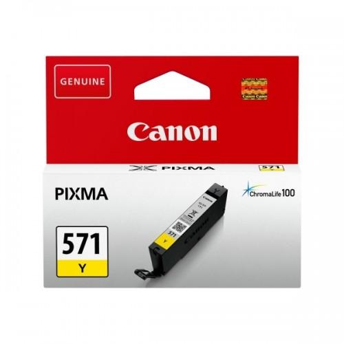 CANON N°571 - CLI-571Y...