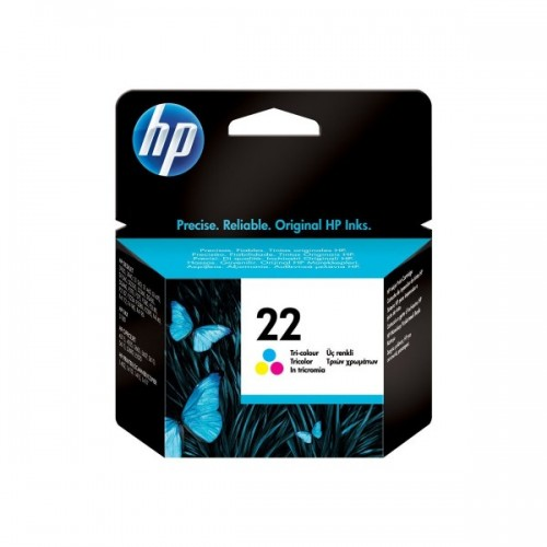HP 22 COLOR Cartouche Jet...