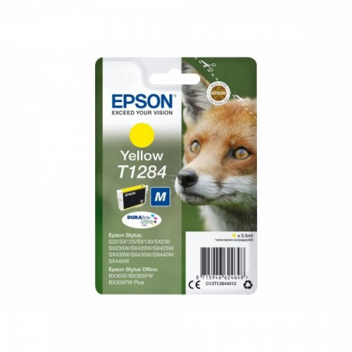 EPSON T1284 taille M YELLOW...
