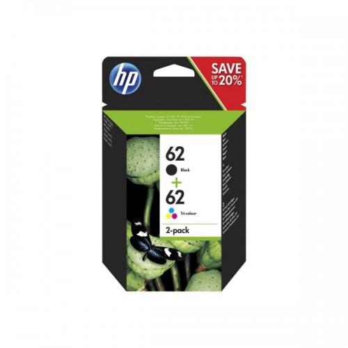 HP 62 pack de 2 cartouches...
