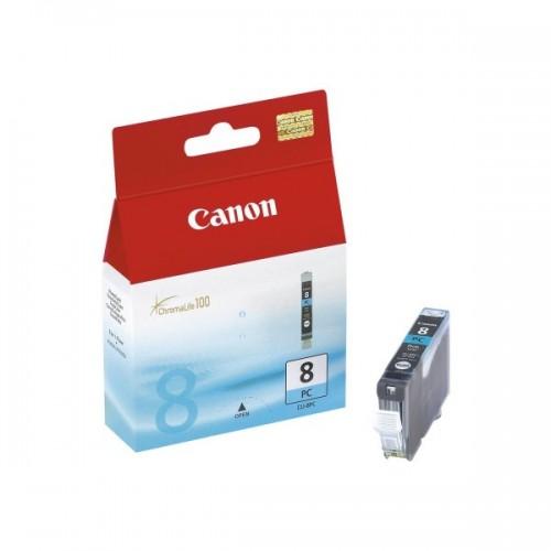CANON N°8 - CLI-8PC - CYAN...