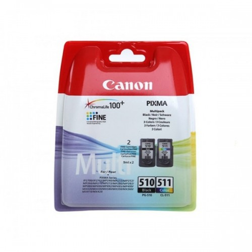 Canon PG-510 - CL-511 -...