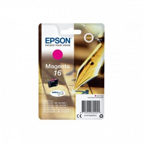 """EPSON T1293 taille L MAGENTA Cartouche """"POMME"""" Jet d'encre magenta d'origine"""