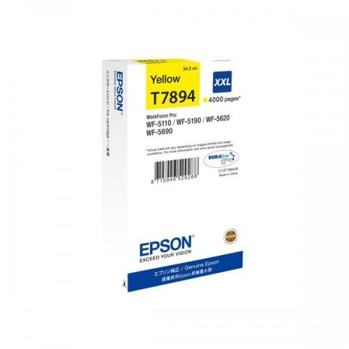 EPSON T7894 XXL YELLOW - à...
