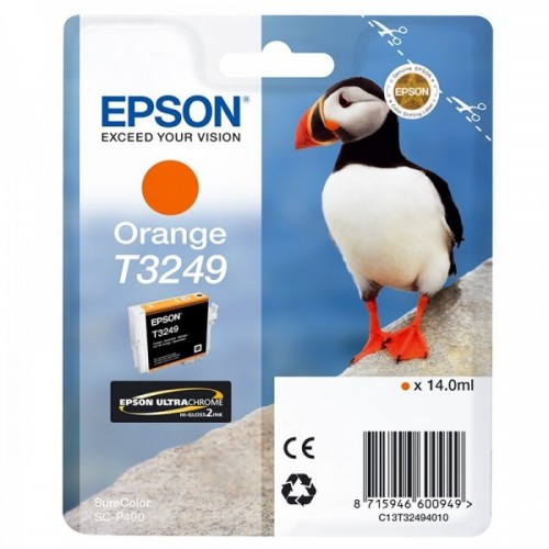 Cartouche EPSON T3249 ORANGE