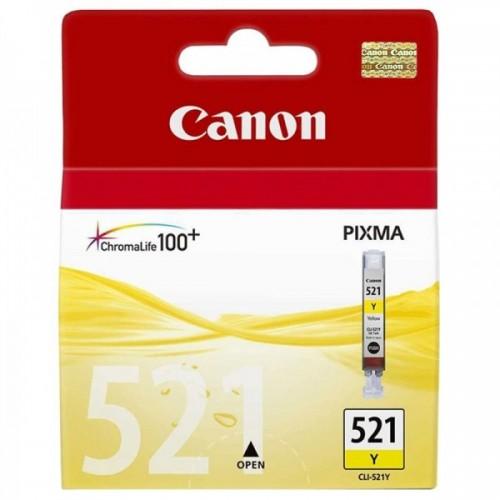 Canon CLI-521Y - Cartouche...