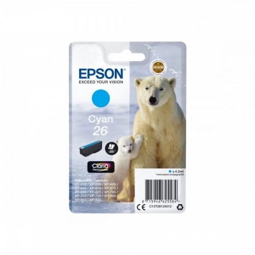 EPSON T26 - T2612 CYAN...