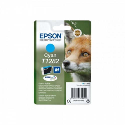 EPSON T1282 taille M CYAN...