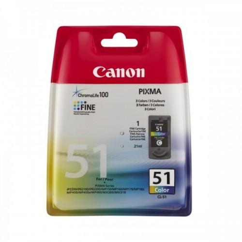 Canon CL-51 - Cartouche...