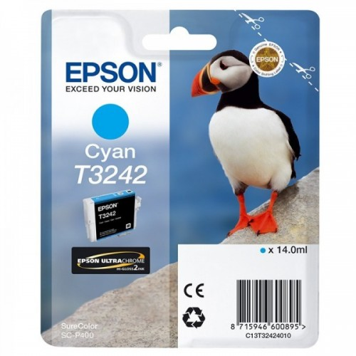 Cartouche EPSON T3242 CYAN...